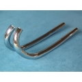 Exhaust pipes IJ49 chromed