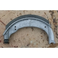 Pair brake shoes for Ural